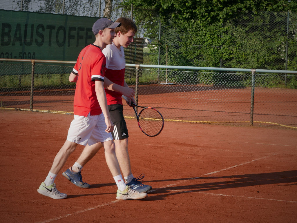 Thilo-Castro und Joshua Gerdes